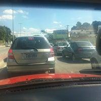 Photo taken at Viaduto novo de Campo Grande by Wesley S. on 8/20/2013