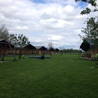 Photo taken at Camping T Oortjeshek by Theo v. on 5/2/2014