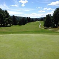 Photo taken at Stowe Country Club by Oliver T. on 7/27/2013