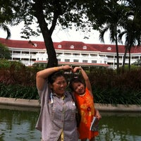 Photo taken at Centara Grand Beach Resort & Villas Hua Hin by NooD P. on 11/1/2012