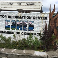 Photo taken at Homer Chamber Of Commerce by Gary M. on 6/30/2016