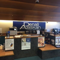 Photo taken at Denali Alaskan FCU by Gary M. on 6/20/2014