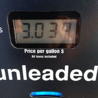 Photo taken at Costco Gas by Gary M. on 10/23/2013