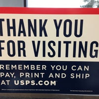 Photo taken at Post Office - Russian Jack Station by Gary M. on 8/12/2013