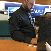 Photo taken at Denali Alaskan FCU by Gary M. on 7/12/2016