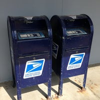 Photo taken at Post Office - Russian Jack Station by Gary M. on 7/25/2013