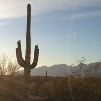 Photo taken at Saguaro National Park by Gary M. on 5/8/2013
