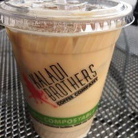 Photo taken at Kaladi Brothers Coffee - Tudor by Gary M. on 8/15/2016