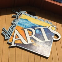 Photo taken at Homer Council On The Arts by Gary M. on 6/3/2016