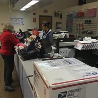 Photo taken at Post Office - Russian Jack Station by Gary M. on 9/10/2016