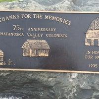 Photo taken at Palmer Matanuska Colony Project by Gary M. on 8/25/2015