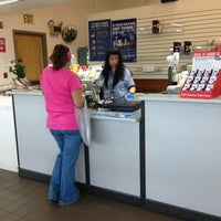 Photo taken at Post Office - Russian Jack Station by Gary M. on 6/20/2013