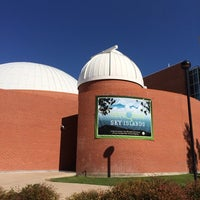 Photo taken at Flandrau Science Center and Planetarium by Gary M. on 11/14/2013
