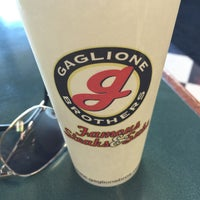 Photo taken at Gaglione Brothers by daniel d. on 3/8/2015