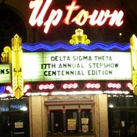 Photo taken at Uptown Theater by Jeffrey H. on 1/12/2013