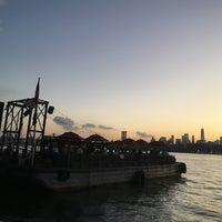 Photo taken at Brooklyn Barge by Niklas W. on 9/28/2017