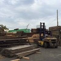 Photo taken at M. Fine Lumber by Niklas W. on 10/22/2015