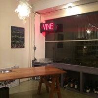 Photo taken at Vine Wine by Niklas W. on 12/6/2015