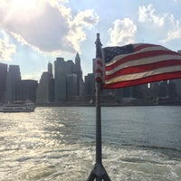 Photo taken at East River Ferry - Wall St/Pier 11 Terminal by Niklas W. on 7/22/2016