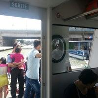 Photo taken at Navette fluviale Icade by kaiser on 8/9/2013