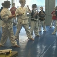 Photo taken at Troy Dorsey's Karate & Fitness - Kickboxing by Lori A. on 9/29/2012