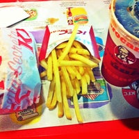 Photo taken at KFC by Guilherme S. on 12/20/2012