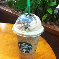 Photo taken at Starbucks by Guilherme S. on 1/17/2013