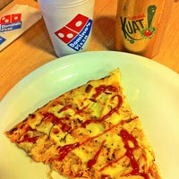 Photo taken at Domino's Pizza by Guilherme S. on 7/6/2013