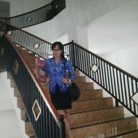 Photo taken at Kantor Bupati Minahasa Selatan by Rutiana R. on 12/1/2014