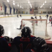 Photo taken at Northland Ice Center by Chip C. on 9/16/2012