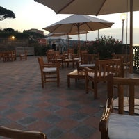 Photo taken at Europa Palace Grand Hotel Sorrento by aziz on 8/31/2017