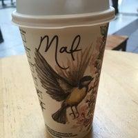 Photo taken at Starbucks by Diamnd M. on 4/6/2016