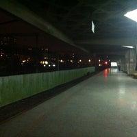 Photo taken at Sasuntsi Davit Metro Station | Սասունցի Դավիթ մետրոյի կայարան by Mushegh G. on 2/10/2013