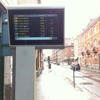 Photo taken at Halte Sint-Jacobsplein by Rikkie R. on 11/18/2012