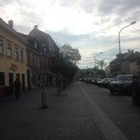 Photo taken at Várkerület by Stesii👑 on 10/5/2015