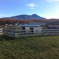 Photo taken at Nagato Farm by jun a. on 11/4/2012