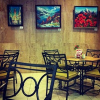 Photo taken at Brunch Cafe by Katerina on 1/24/2013