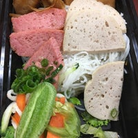 Photo taken at Huong Lan Sandwich IV & Fast Food by Deanna Y. on 9/19/2017