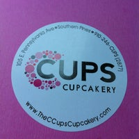 Photo taken at C Cups Cupcakery by Kristen W. on 10/20/2012