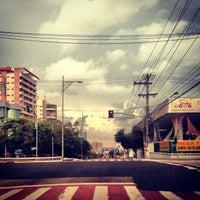Photo taken at Avenida Álvaro Botelho Maia by Fernanda R. on 10/27/2012