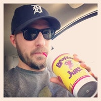 Photo taken at Booster Juice by Chad K. on 6/11/2014