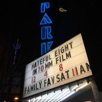 Photo taken at Park Theatre by Chad K. on 1/18/2016