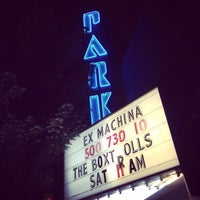 Photo taken at Park Theatre by Chad K. on 5/20/2015
