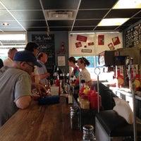 Photo taken at Village Burger by Jeff C. on 5/14/2013