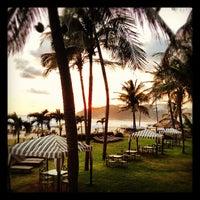 Photo taken at The Fairmont Acapulco Princess by Gibran M. on 10/18/2012
