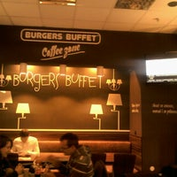 Photo taken at Burgers Buffet by Mykhailo D. on 10/17/2012