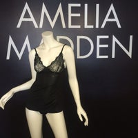 Photo taken at Amelia Madden - A Specialty Bra and Intimates Shoppe by Amelia M. on 5/21/2015