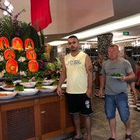 Photo taken at Gypsophila Greek Restaurant by şenol k. on 8/27/2018