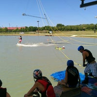 Photo taken at Hydrous At Allen Station by Shuichi A. on 7/20/2015