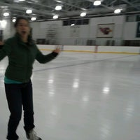 Photo Taken At Dorothy Hamill Skating Rink By Paige B On 11 21